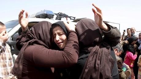 En avril, ces Yézidies étaient libérées par Daesh, mais toutes n'ont pas cette chance.