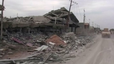 Ramadi après le recul de Daesh