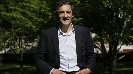 Serge Papin, PDG des magasins U.