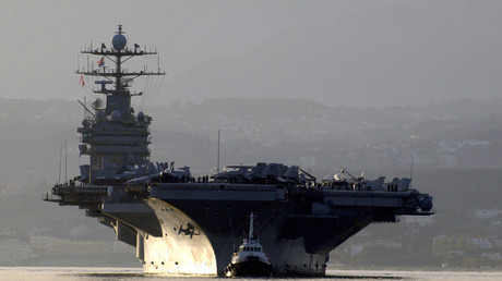 L'USS Harry S. Truman
