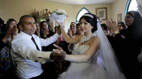 En 2014, le couple mixte Mahmoud Mansour et Maral Malka s'étaient mariés sous les insultes d'extrémistes juifs qui criaient