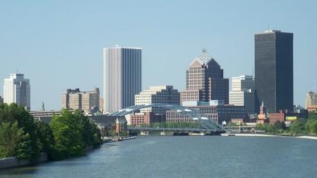 Rochester, la ville qui aurait dû être la cible de l'attaque.
