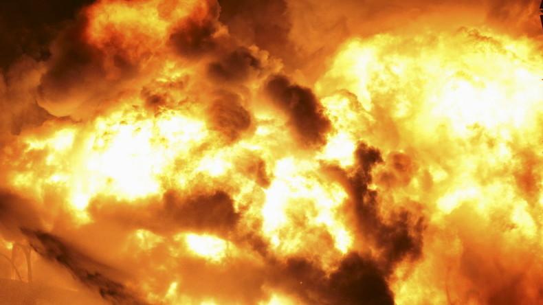 Importante explosion dans une usine de produits chimiques dans le sud de la  Chine (VIDEO fdc8c3f8b5a
