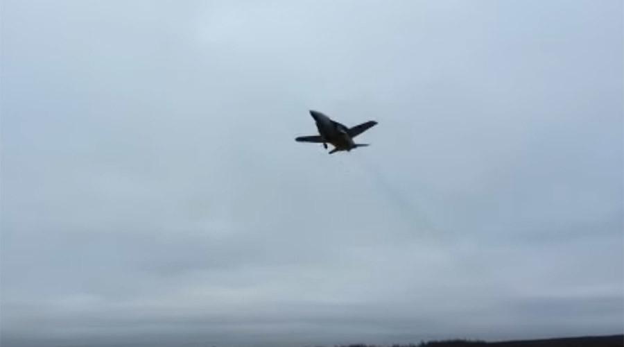 Vol inaugural du premier avion russe entièrement fabriqué de matériaux composites  (VIDEO)
