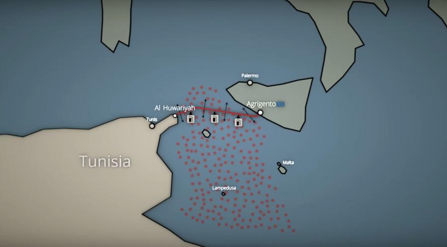 Le pont Jean Monnet entre les deux rives de la Méditerranée pour sauver les migrants?