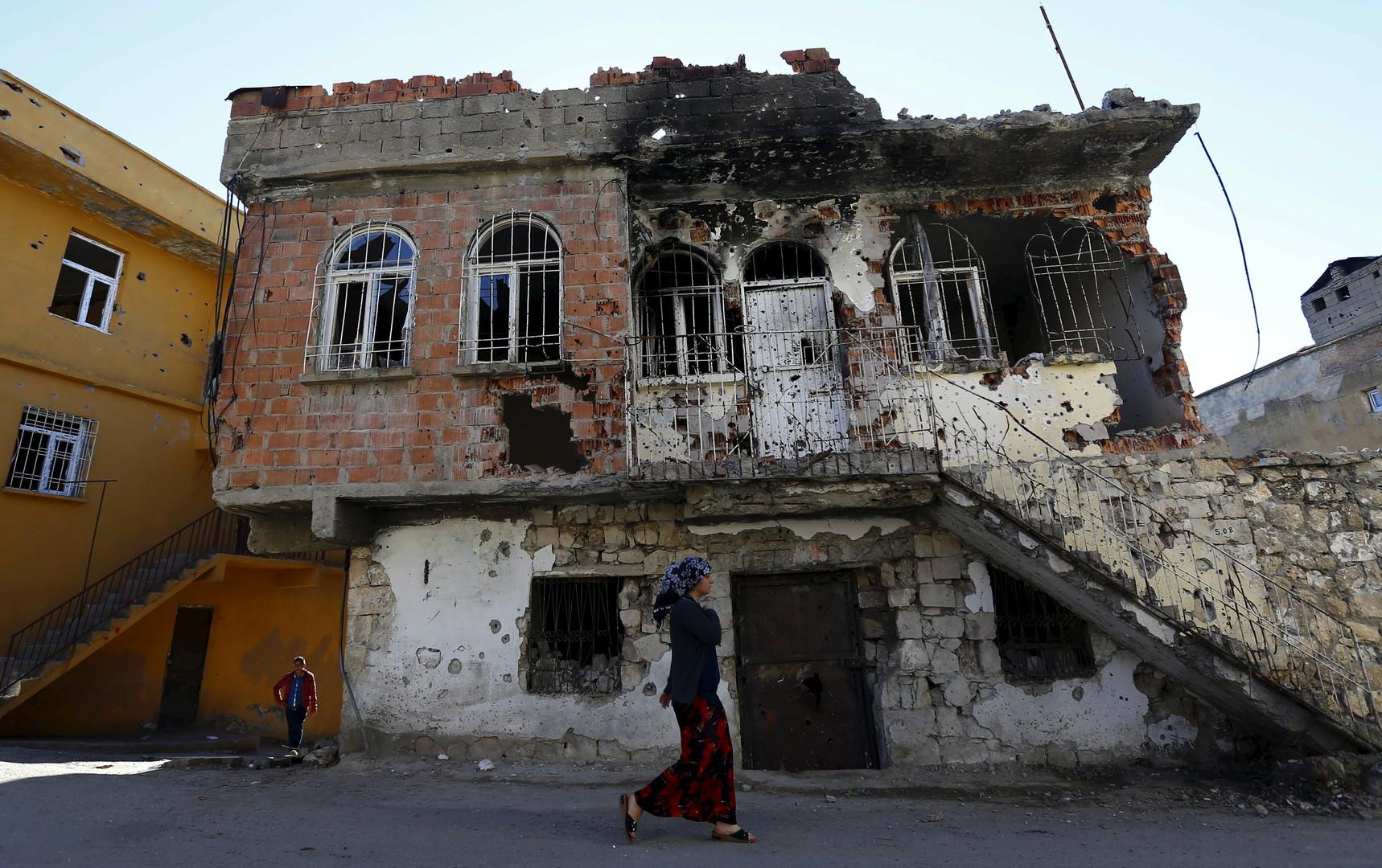 Pour Erdogan, évoquer l'autonomie des régions kurdes constitue un crime constitutionnel