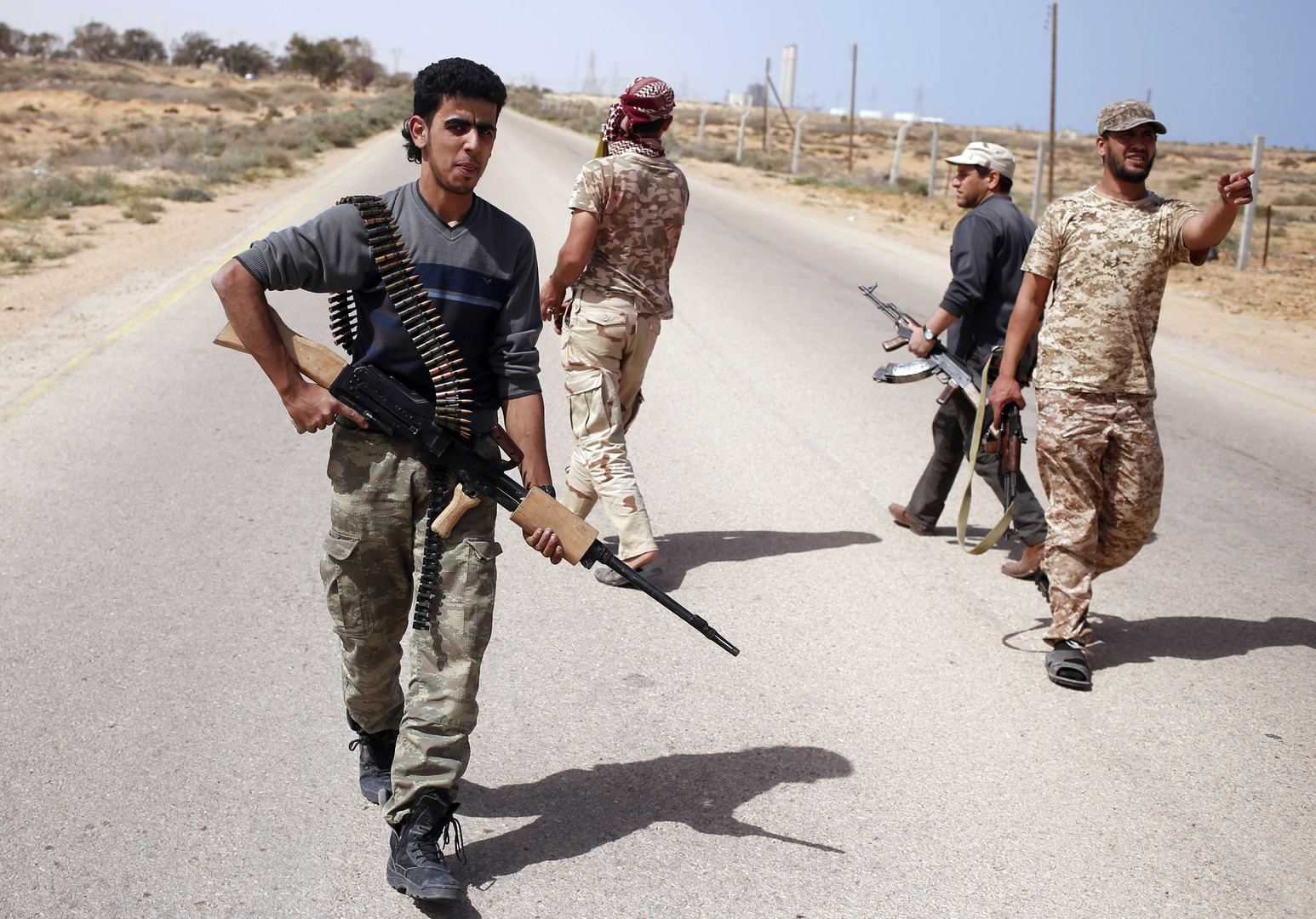 Quelles sont les forces en présence en Libye ?
