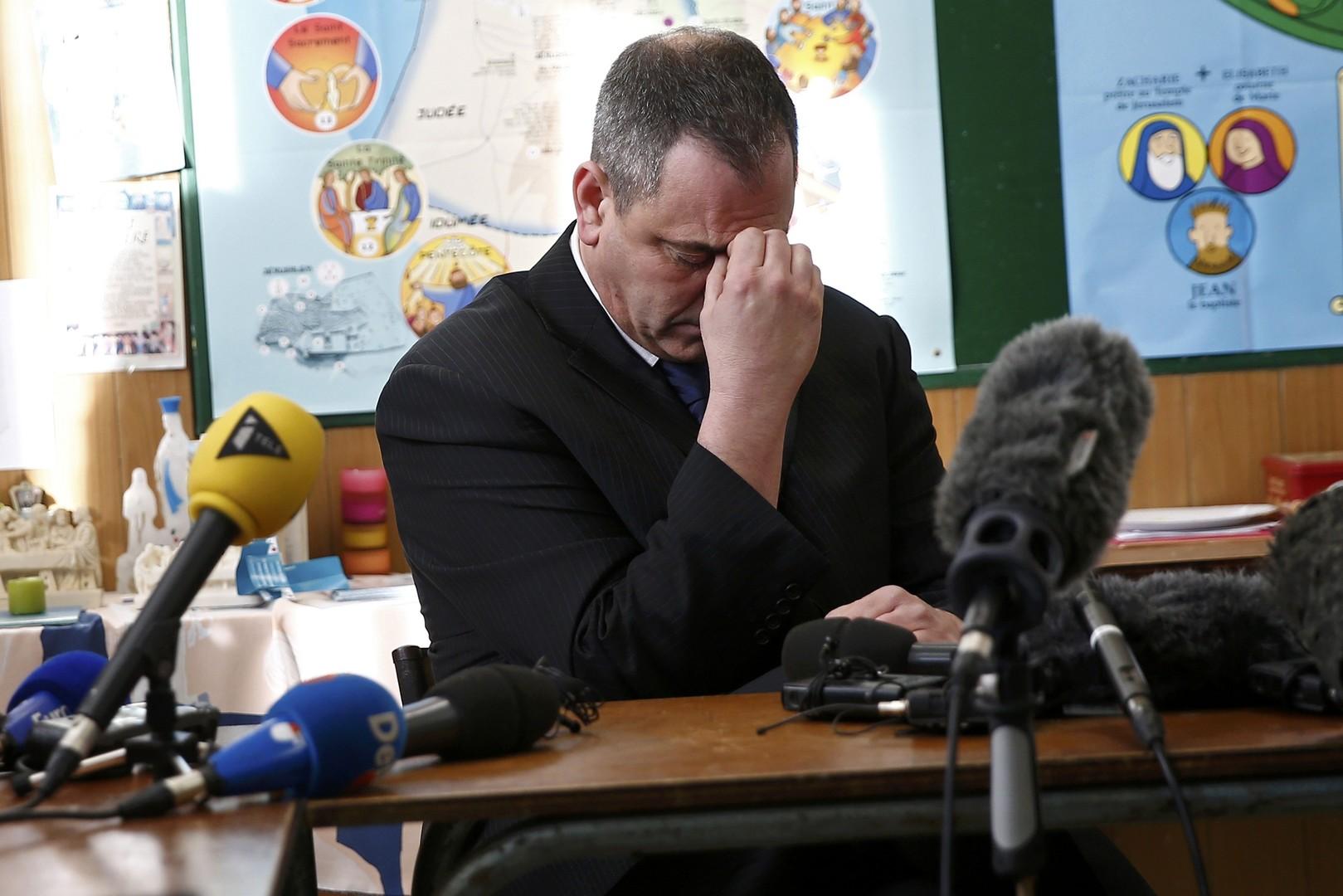 L'homme qui voulait sauver une fillette du camp de Calais condamné à 1000 euros d'amende avec sursis