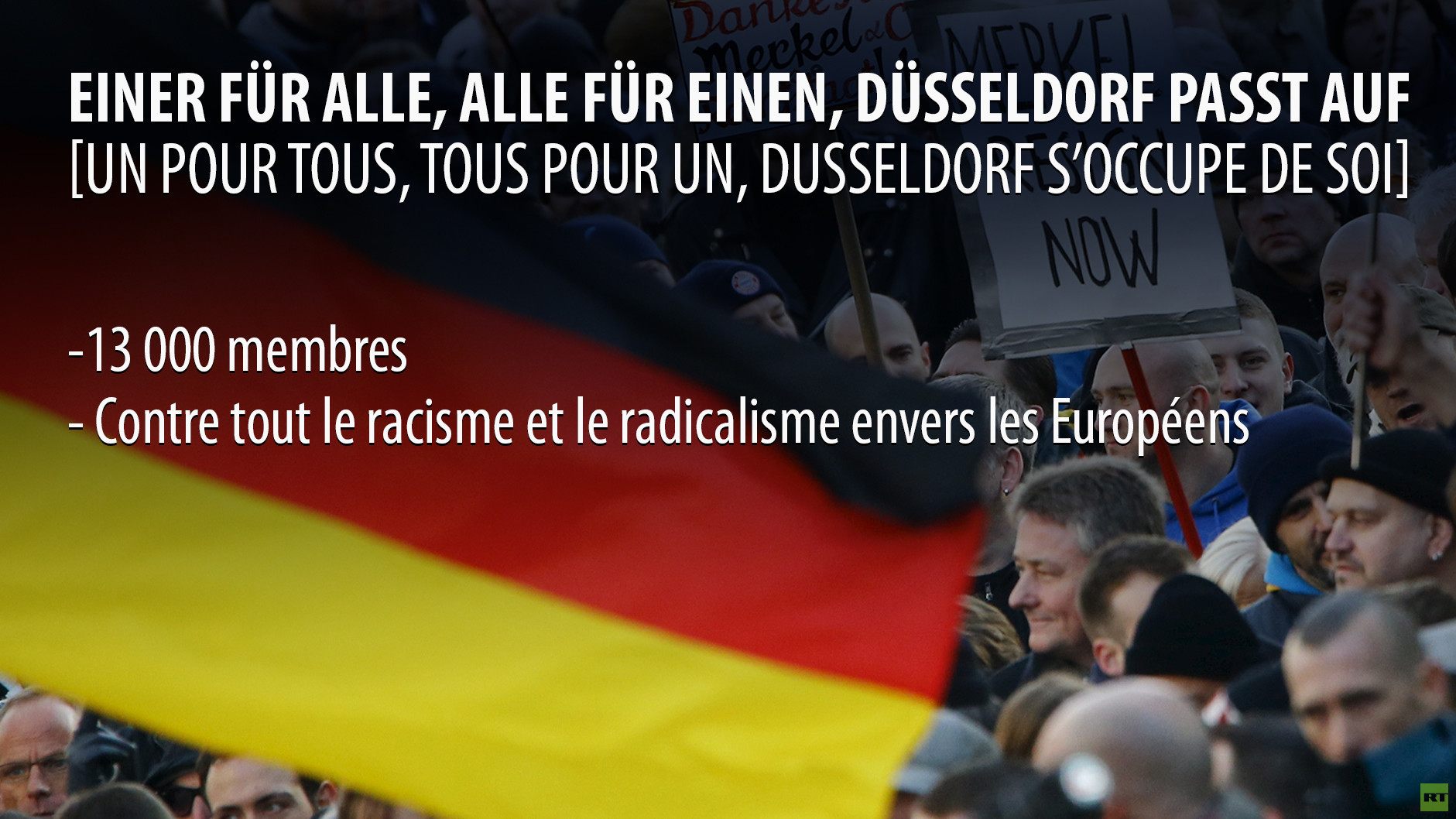 Le nouveau collectif de veille citoyenne en Allemagne.