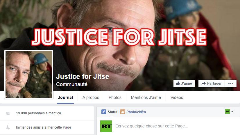 Pays-Bas: soutien populaire pour Jitse Akse, arrêté pour avoir combattu Daesh en Syrie
