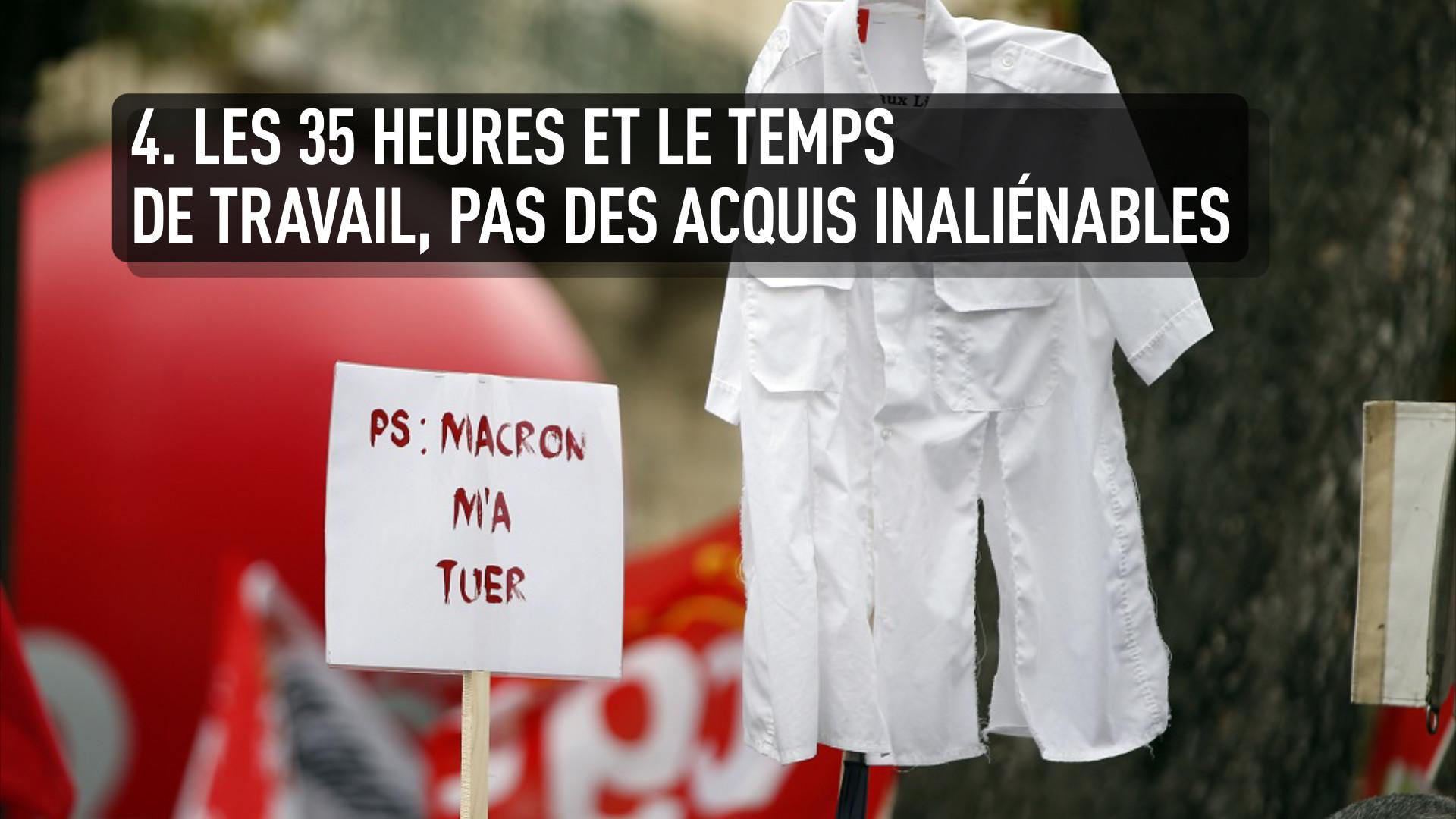 Les cinq déclarations les plus ultralibérales du ministre socialiste Emmanuel Macron