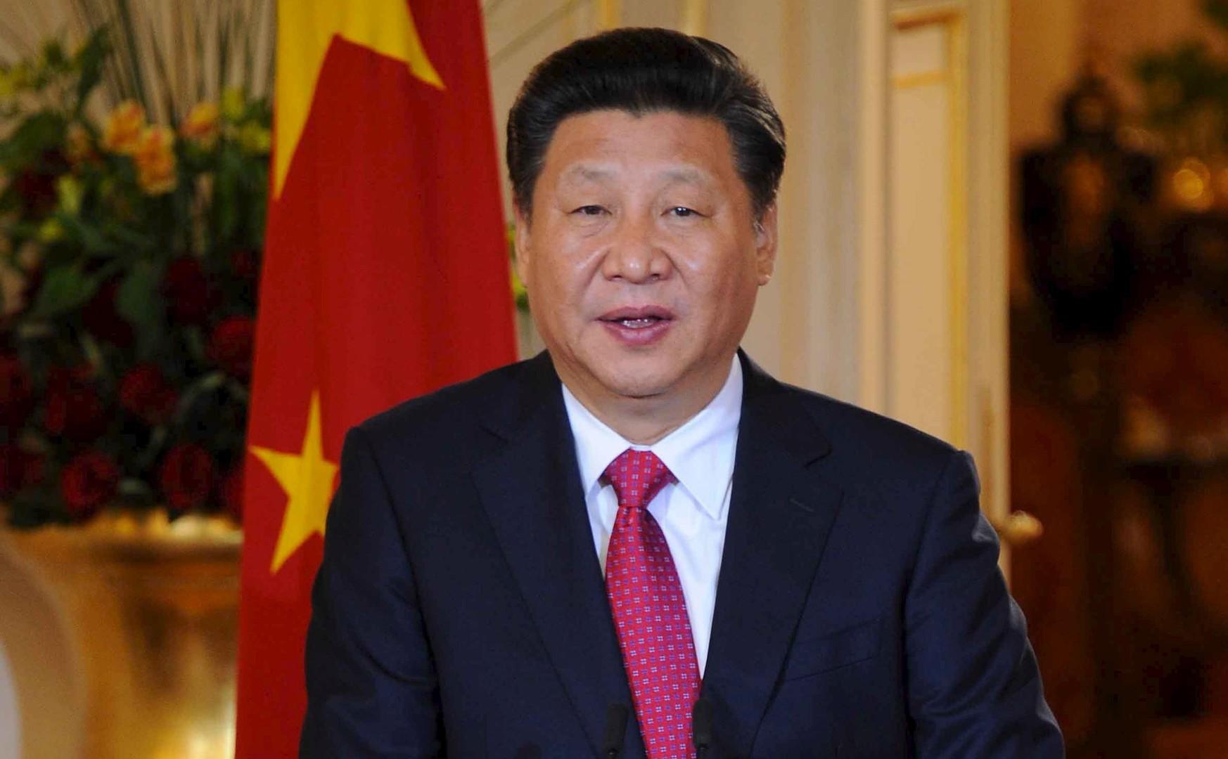 Le président chinois s'adresse à la Ligue arabe au Caire