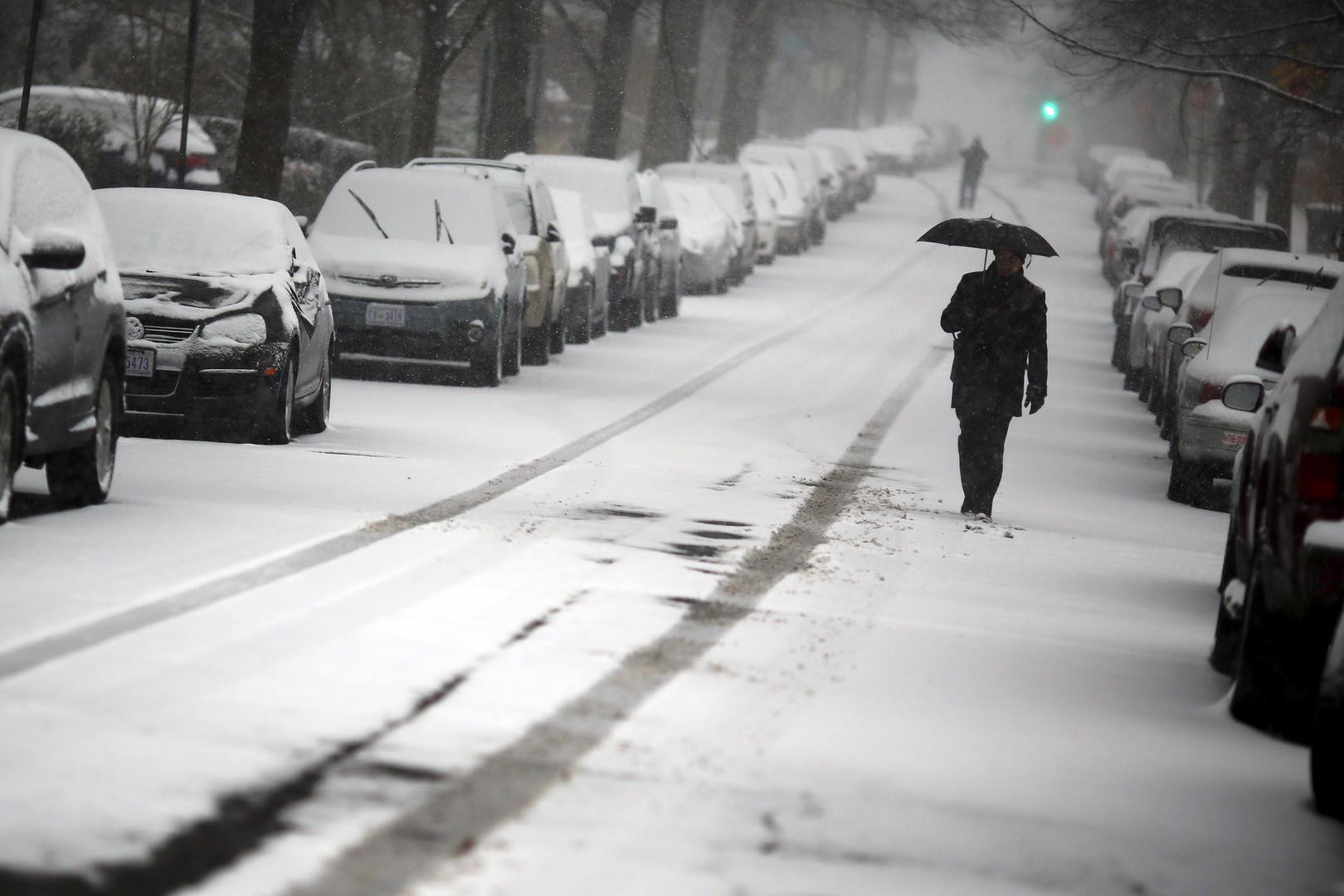 La capitale américaine s'attend à des températures glaciaires