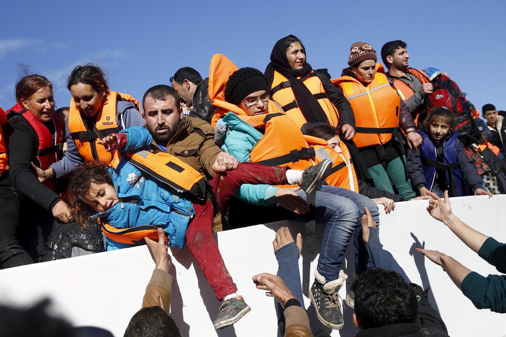 Cinq pays européens ordonnent à la Grèce d'arrêter le flux de migrants