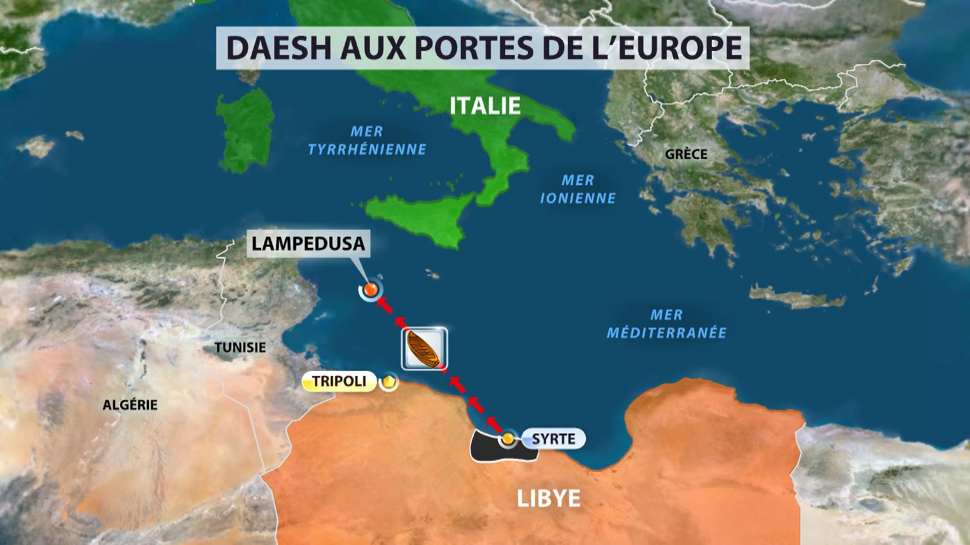 Daesh à 350 km de l'Europe : Le Drian alerte sur la présence de l'EI en Libye