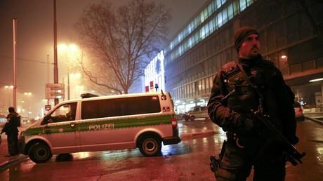 Nouvel An sous haute surveillance à Munich