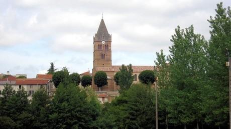 La commune d'Anneyron