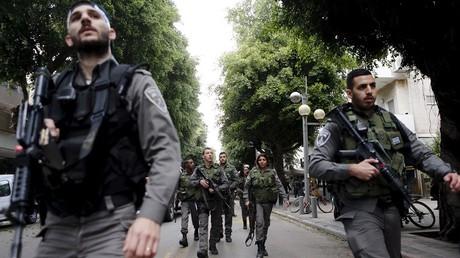 Les forces de sécurité d'Israël sont déterminées à retrouver le responsable...
