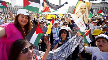 L'accord historique entre le Saint-Siège et les Palestiniens va entrer en vigueur.