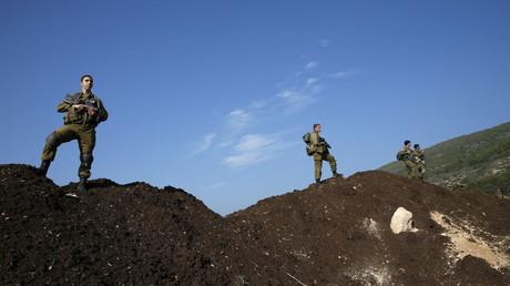 Des soldats israéliens.