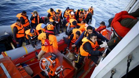 Si 38 migrants ont pu être secourus, un enfant de deux ans est mort noyé