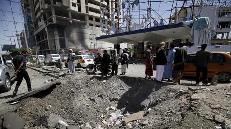 La capitale yéminite, Sanaa