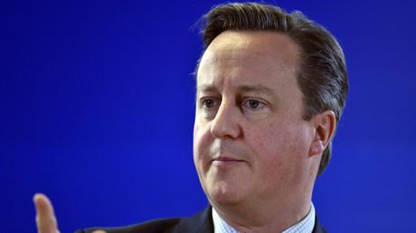 David Cameron a répondu à la vidéo de l'Etat islamique