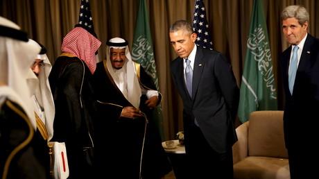 Les relations entre Washington et Riyad sont très fortes.