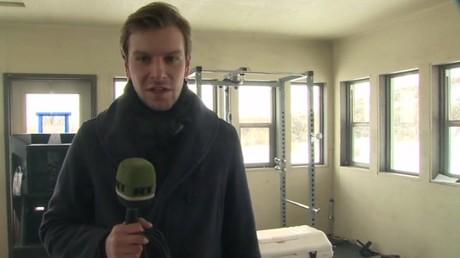 Le correspondant de RT Egor Piskounov