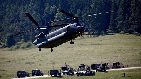 Des forces armées des pays de l'OTAN