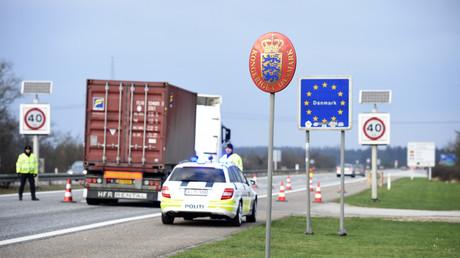 Le Danemark a rétabli des contrôles d'identité à sa frontière avec l'Allemagne.