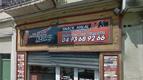 Cannes : le Conseil d'Etat confirme l'assignation à résidence du propriétaire du snack halal