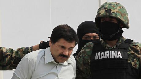 Joaquin Guzman est considéré comme le plus grand trafiquant de drogue au monde.