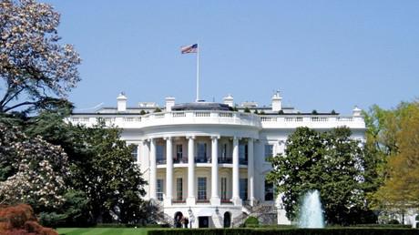 La Maison Blanche à Washinton.