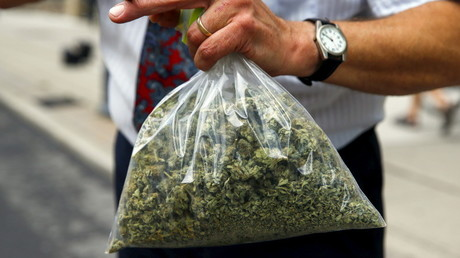 Du cannabis légal.
