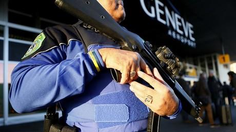En décembre, le canton de Genève était en état d'alerte terroriste après des renseignements sur une cellule de Daesh