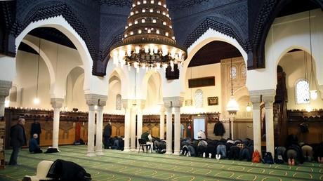 La Grande mosquée de Paris faisait portes-ouvertes ce week-end