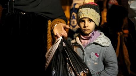Syrie : les médias n'hésitent pas à publier de fausses images des affamés de Madaya