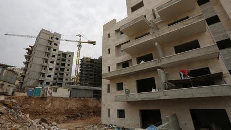 Les constructions israéliennes dans les colonies sont un point d'achoppement majeur dans le processus de paix