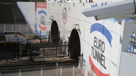L'entreprise Eurotunnel a inondé plusieurs hectares de terrain
