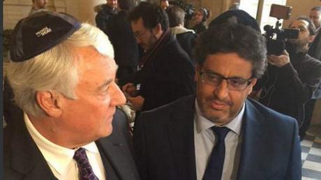 Deux députés, MM. Goasguen et Meyer Habib, ont porté la kippa dans les couloirs de l'Assemblée