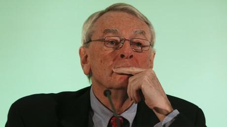 L'ancien président de l'AMA et chef de la commission sur la corruption Dick Pound