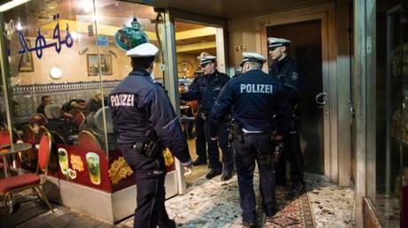 Les descentes de police ont eu lieu dans le quartier prénommé Maghreb dans la banlieue de Düsseldorf.