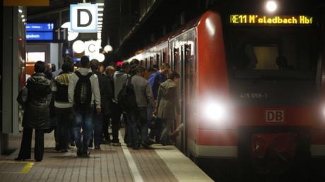 L'agression a eu lieu à proximité de la gare de Dortmund