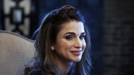 La riposte de la reine Rania de Jordanie à la dernière caricature de Charlie hebdo