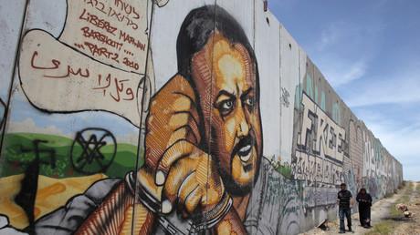 Leader du Fatah emprisonné en 2002, Marwan Barghouti est un symbole fort en Palestine