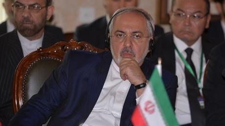 Le ministre iranien des Affaires étrangères, Mohammad Javad Zarif, lors d'une conférence à Islamabad au Pakistan le 9 décembre dernier
