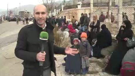 Bild accuse à tort les affamés de Madaya d'être des «acteurs» (VIDEO)