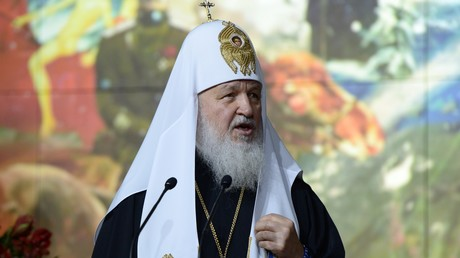 Le patriarche Cyrille de Moscou et de toute la Russie