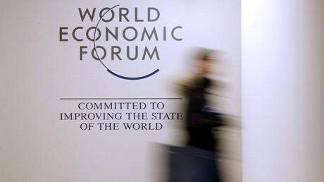 La logo du Forum économique mondial